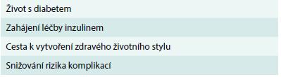 Konverzační průvodce<sup>TM</sup> – typy dostupné v České republice
