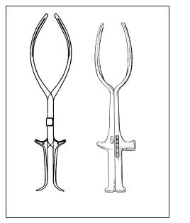 Srovnání zakřivení podle hlavičky u Shuteho a Kjellandova nástroje. Zdroj týž jako u obr. 4