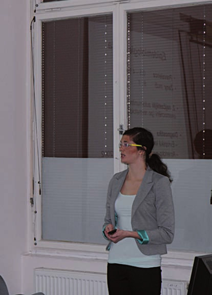Parametry přirozené imunity u pacientů se Sjögrenovým syndromem komentovala MUDr. I. Berglová ze Stomatologické kliniky v Hradci Králové