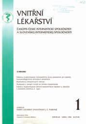 Vnitřní lékařství – od 40. ročníku (od roku 1994)