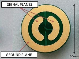 Fig. 5 Biosignal electrode