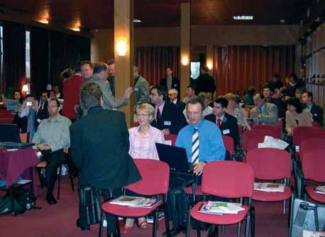 Účastníci konference.