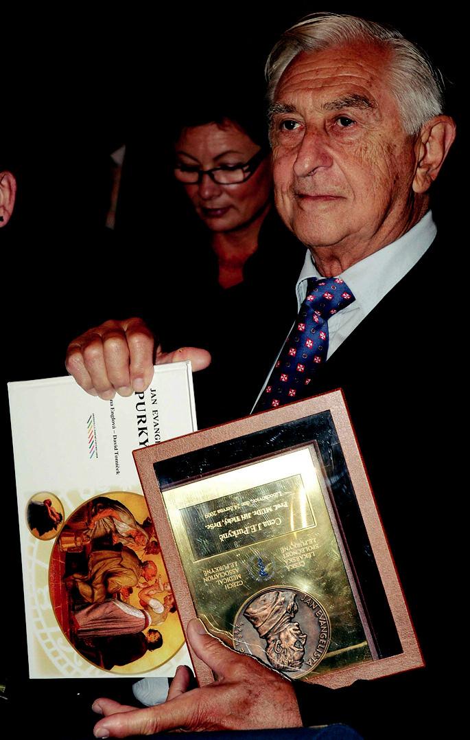 Prof. MUDr. Jiří Tichý, DrSc. Foto: Vladimír Brada