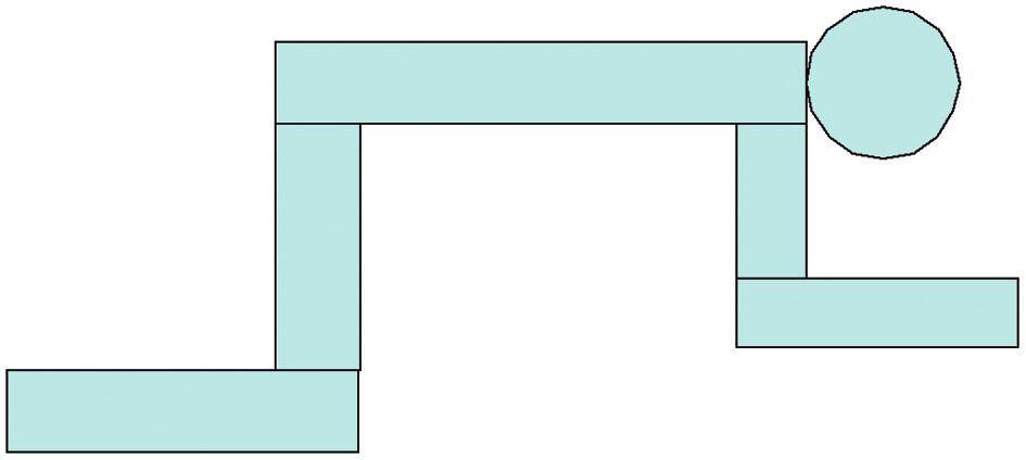 Obr. 1a: Schéma operační polohy Fig. 1a: Operation position