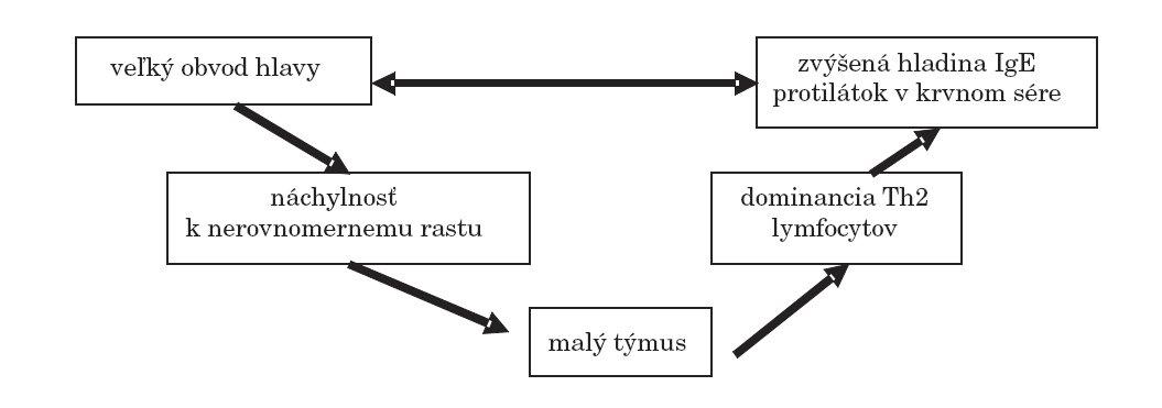 Godfreyova hypotéza, upravené podľa Benna CS, et al. [4].