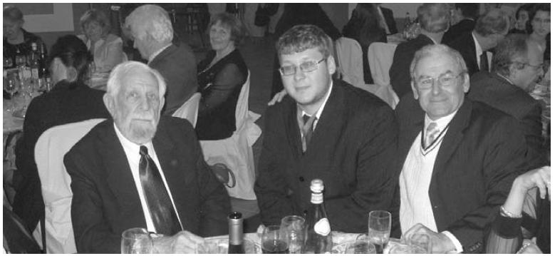Zleva: prof. Isaac Kaplan, ing. Václav Navrátil, prof. Abraham Baruchin