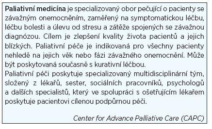 Definice paliativní péče (1)