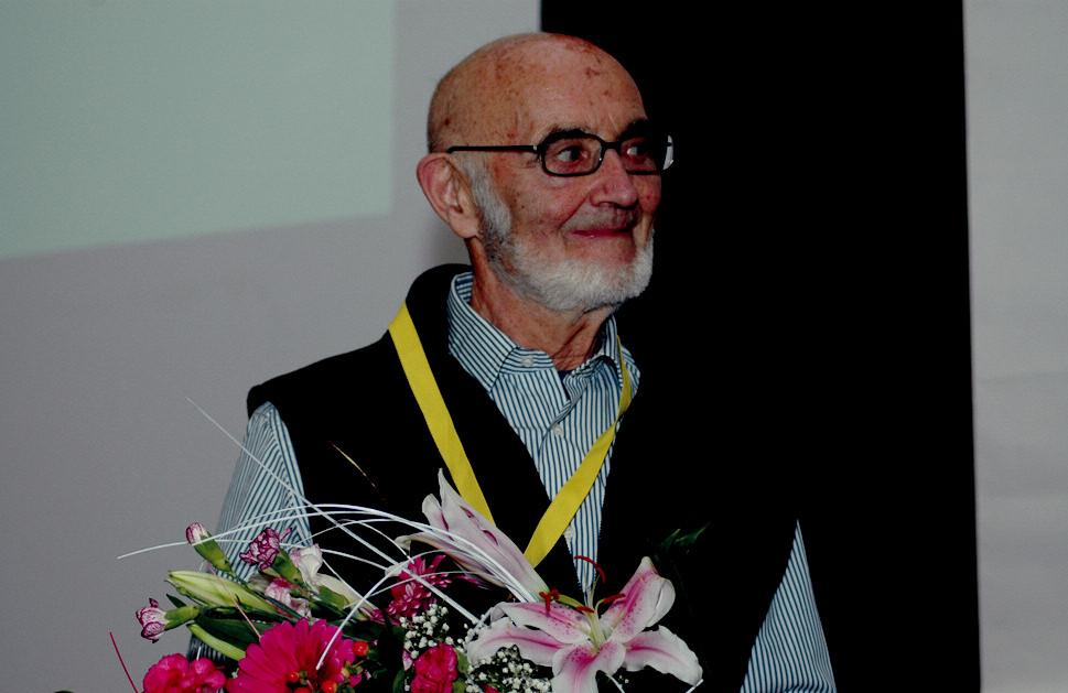 Doc. Vinař byl opět aktivním účastníkem konference, byl také oceněn za založení její tradice.