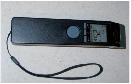 Bezkontaktní infračervený teploměr GIM 530MS