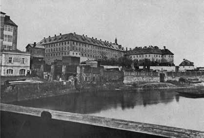 Svatováclavská zemská trestnice, Josefovo působiště (1846–1970) (dostupné z http:// promeny.viareality.cz/PlaceChanges/ Details/277)