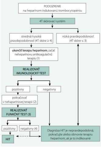 Diagnostický algoritmus HIT