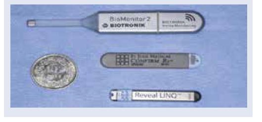 Dostupný implantovateľný slučkový záznamník od jednotlivých firiem