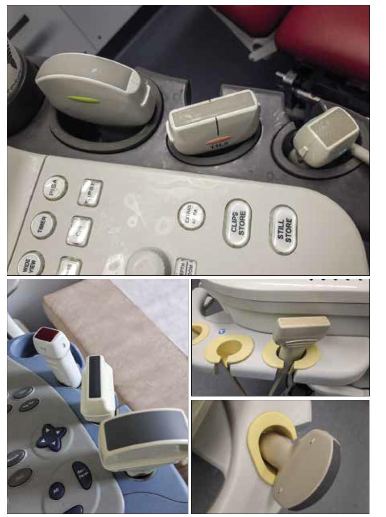 Ultrazvukové sondy jsou nejdůležitější, nejzranitelnější a často i nejdražší součástí ultrazvukového přístroje.