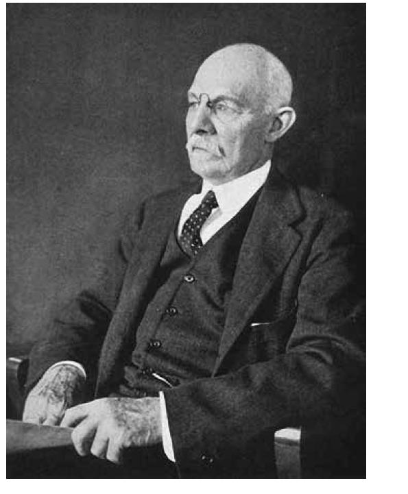 William Stewart Halsted (1852–1922). Zdroj: Wikimedia Commons (CC BY 4.0)
