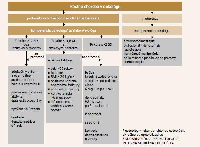 Schéma | Algoritmus liečebného postupu