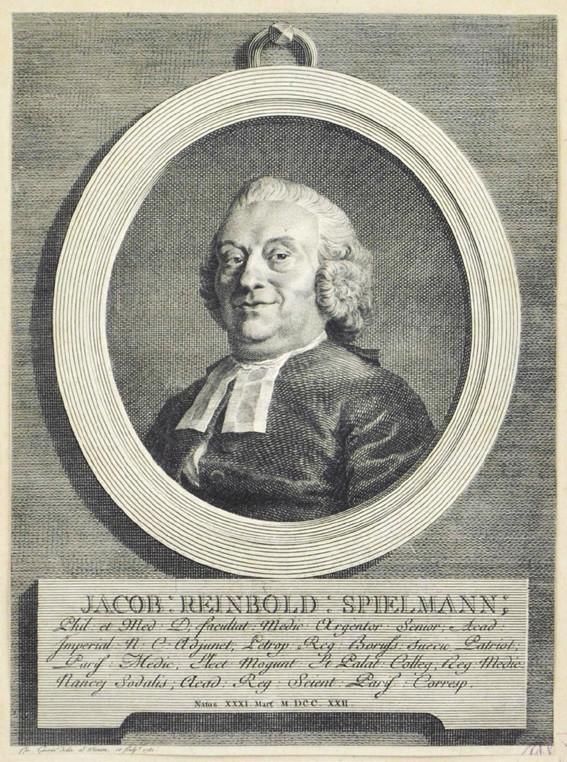 Jacob Reinbold Spielmann