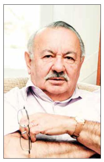 Prof. MUDr. Vladimír Staněk, CSc., FESC