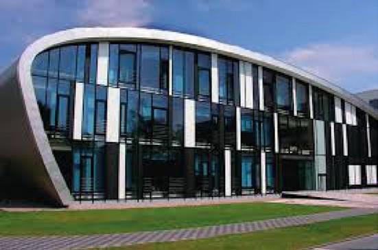Výukové centrum LF HK<br> Fig. 2. Educational Centre of the Faculty of Medicine in Hradec Králové