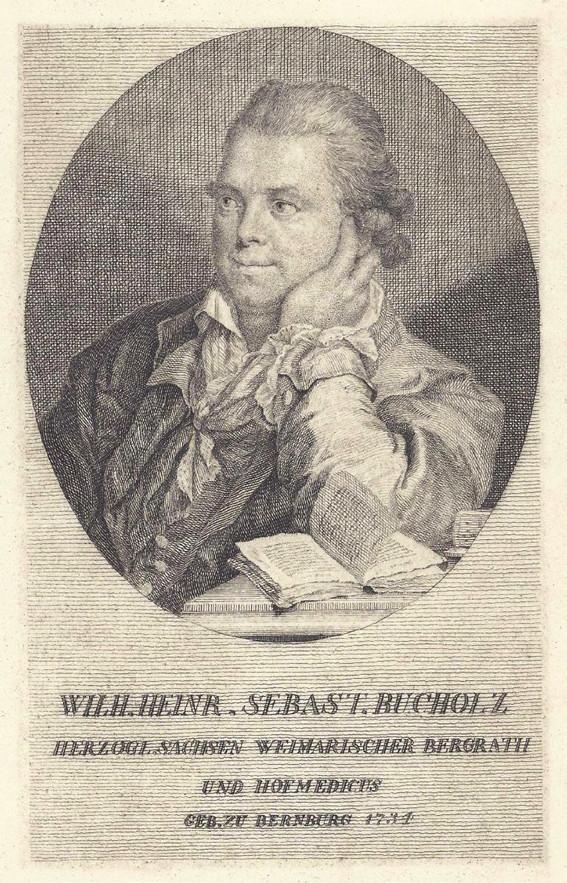 Wilhelm Heinrich Sebastian Bucholz