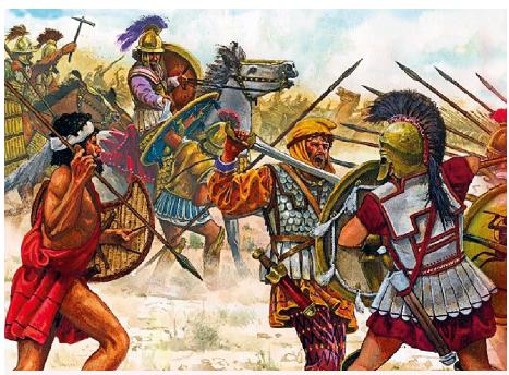 Bitva u Kunaxy 3. září 401 před Kristem