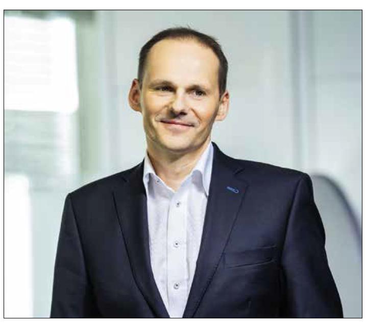 MUDr. Milan Černek, MBA; Country Manager, Viatris Czech Republic.