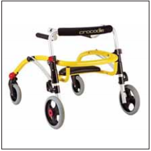 Chodítko Crocodile (firma R 82).<br>