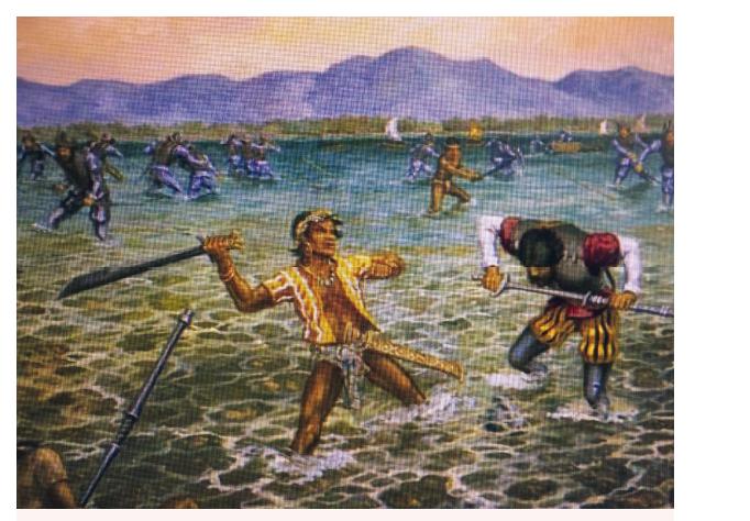 Poslední Magalhãesův boj