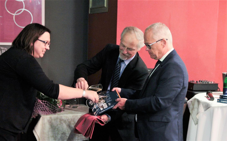 Křest publikace<br> Fig. 4. Book launch ceremony