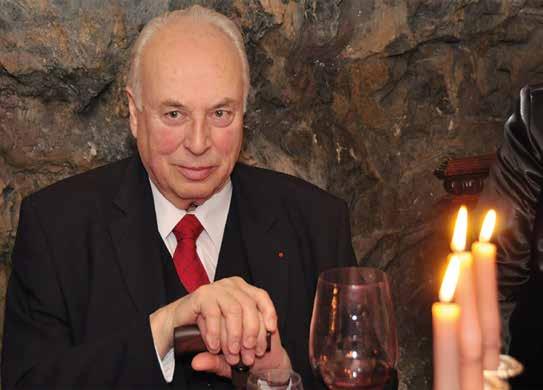 Prof. Blahoš zůstane navždy v našich myslích a vzpomínkách